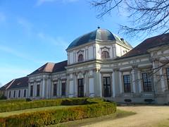 Savoyai castle in Hungarian Ráckeve