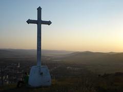 The cross of Cristuru Secuiesc