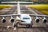 BAe 146 CC.2 ZE700, Staverton Airport, 29/9/20
