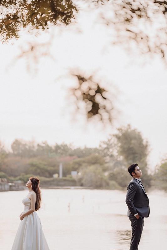 台中,婚紗攝影,風格,婚紗照,個性,逆光,甜美