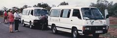 Nissan Urvan Somak Safari Buses