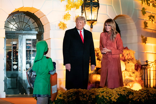 Halloween at the White House 2020 by The White House, on Flickr