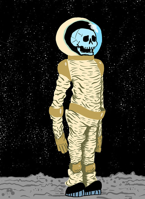 Spaceman Tom