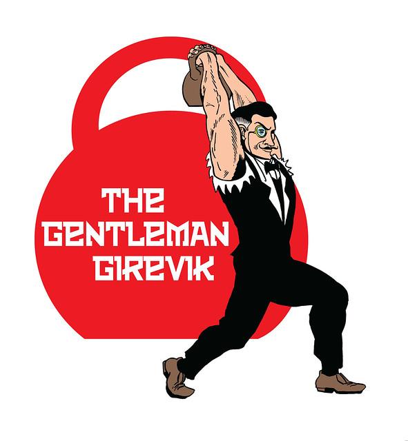 The Gentleman Girevik