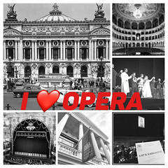 Photo of I ?? Opera  - Album Cover