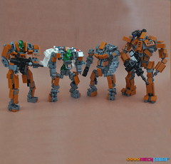 Mission To Mars - MECHTOBER Family