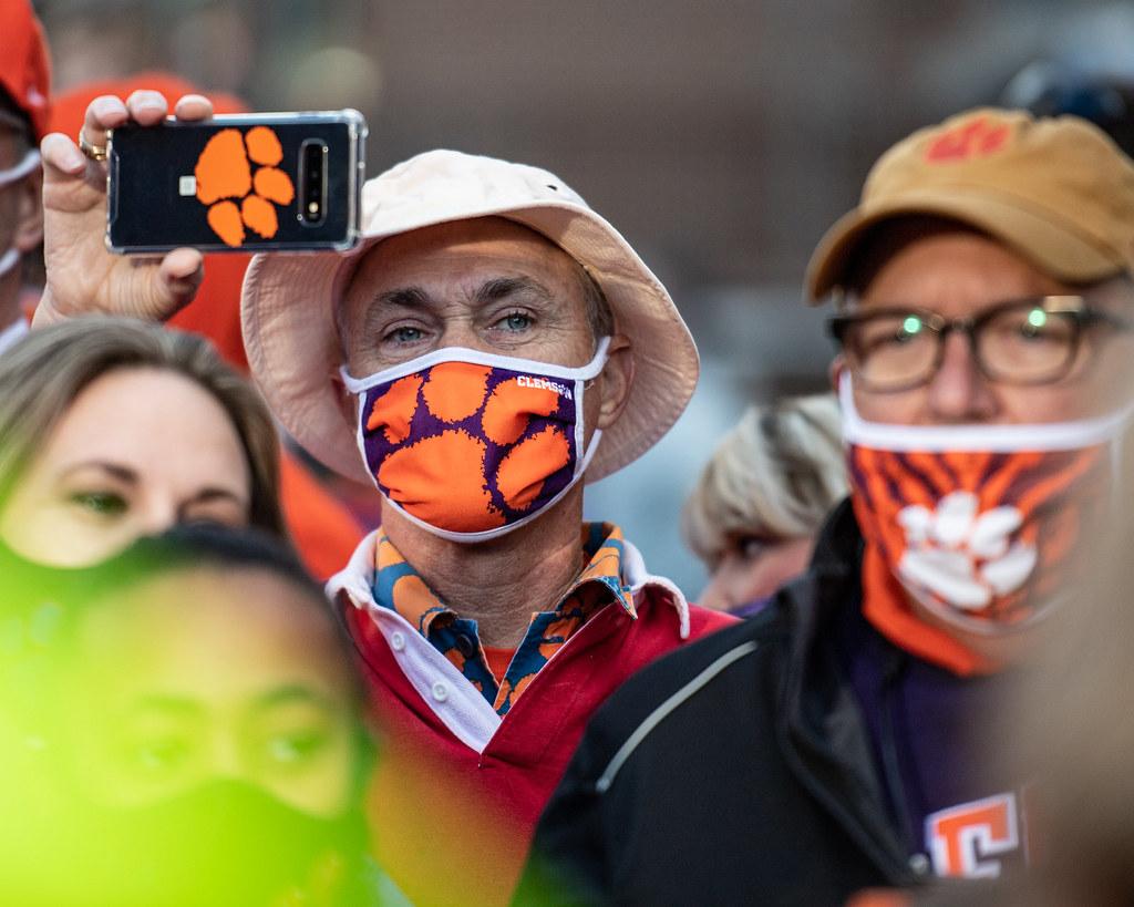 Clemson Photos: tigerwalk, 2020, Football, Boston  College