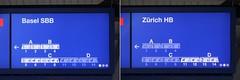 Chur SBB - IC 3 to Zurich/Basel
