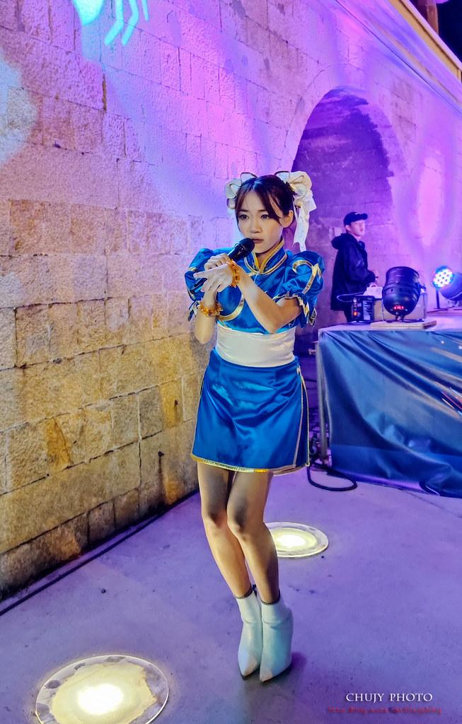 (chujy) 帶著小米10 Ultra 來逛新竹2020萬聖節