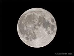 Lune bleue ?