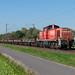 DBC 294 893 met staalwagens