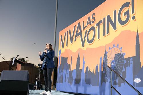 GOTV Event - Las Vegas, NV - October 27, by Biden For President, on Flickr
