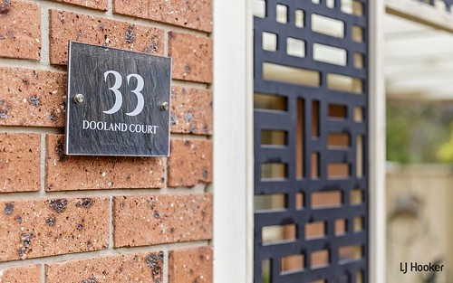 33 Dooland Court, Nicholls ACT 2913