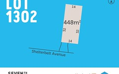 Lot 1302, Shelterbelt Avenue, Melton South VIC