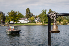 """Gareth's Photo of the Week 38 """"Ferry bell"""""""