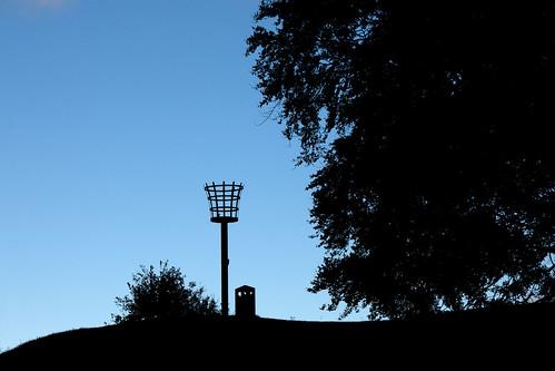 Kendal Castle exterior  14