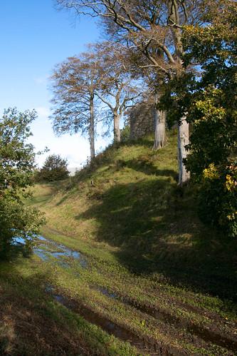 Kendal Castle exterior  9