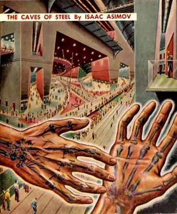 Galaxy Science Fiction / October 1953