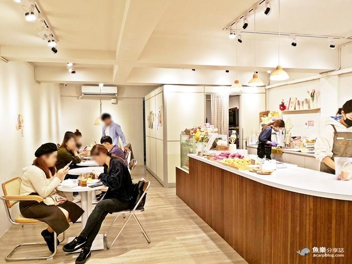 【台北大安】ChocoChez Bakery韓系咖啡廳|IG爆紅秒殺擬真麵包|老鼠乳酪起司蛋糕超卡通的啊 @魚樂分享誌