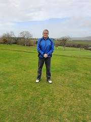 Different Class Senior Golfer of the Year & Crumley Construction Monthly Medal Final Winner