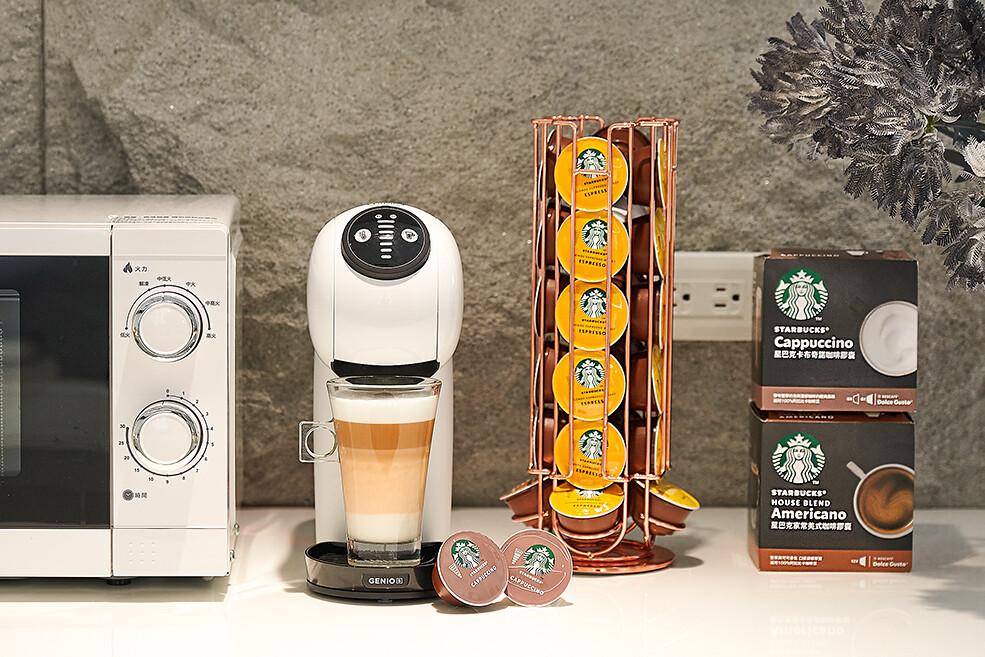 3.超迷你機身享專業規格,輕鬆把家變咖啡館。