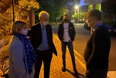 "Election Day Poll Visit in Falls Church 2020 • <a style=""font-size:0.8em;"" href=""http://www.flickr.com/photos/117301827@N08/50563860973/"" target=""_blank"">View on Flickr</a>"