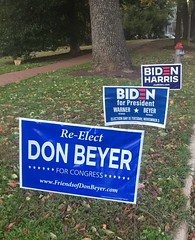 "Election Day Poll Visit in Falls Church 2020 • <a style=""font-size:0.8em;"" href=""http://www.flickr.com/photos/117301827@N08/50563861068/"" target=""_blank"">View on Flickr</a>"