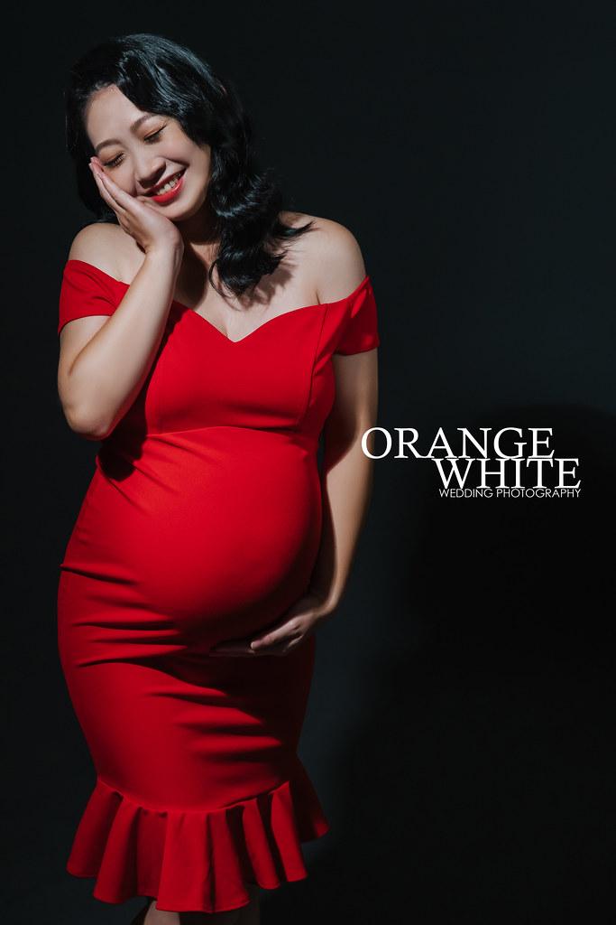 Anita俐婷,孕婦照,孕媽咪,寶寶,寶寶寫真,橘子白,便宜,女攝影師,女攝