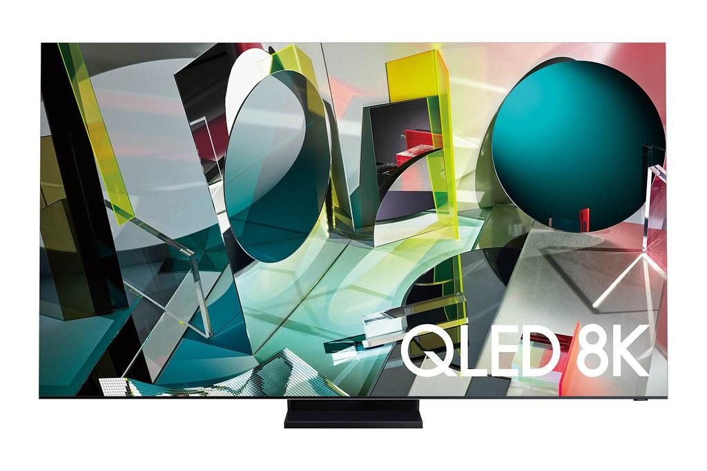 【新聞圖片5】購買QLED 8K量子電視指定型號,再送Nespresso膠囊咖啡機