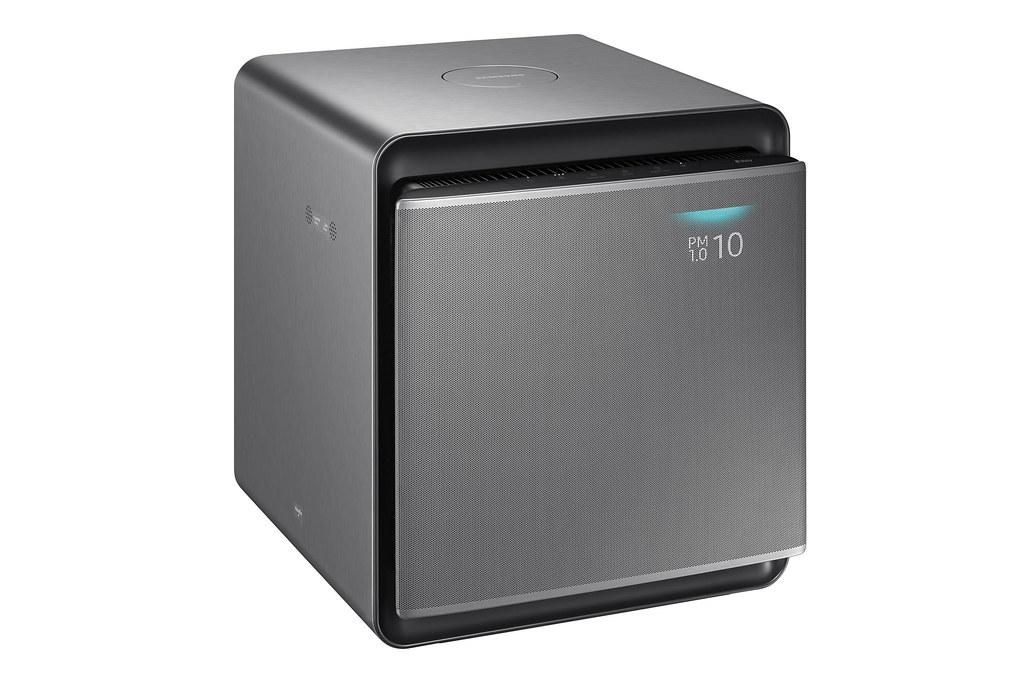 【新聞圖片6】購買Samsung Cube無風智慧清淨機享8折起,加碼再送2000購物金