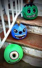 Frank, Stitch & Mike