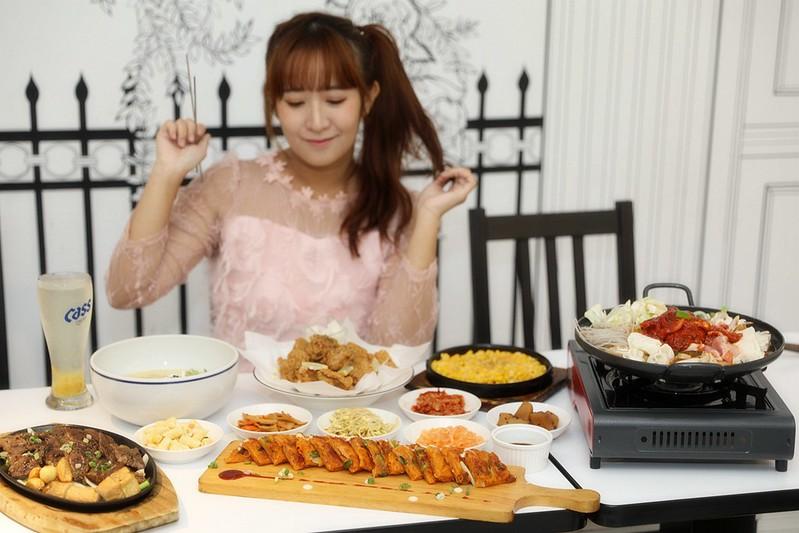 台韓民國美味食堂台北韓式料理鍋物小菜吃到飽107