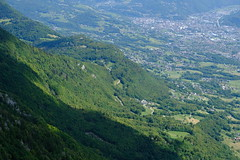 Col de Tamié @ Trail to Mont d'Orisan