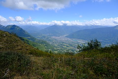 Trail to Mont d'Orisan