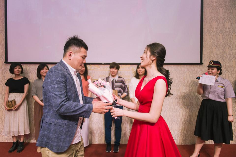台南婚攝 L&Y 情定婚宴城堡 婚禮攝影 077