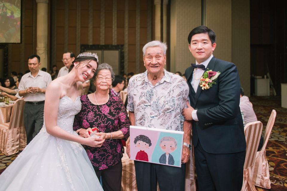 台南婚攝 L&Y 情定婚宴城堡 婚禮攝影 061