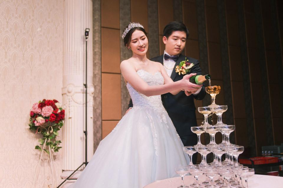 台南婚攝 L&Y 情定婚宴城堡 婚禮攝影 054