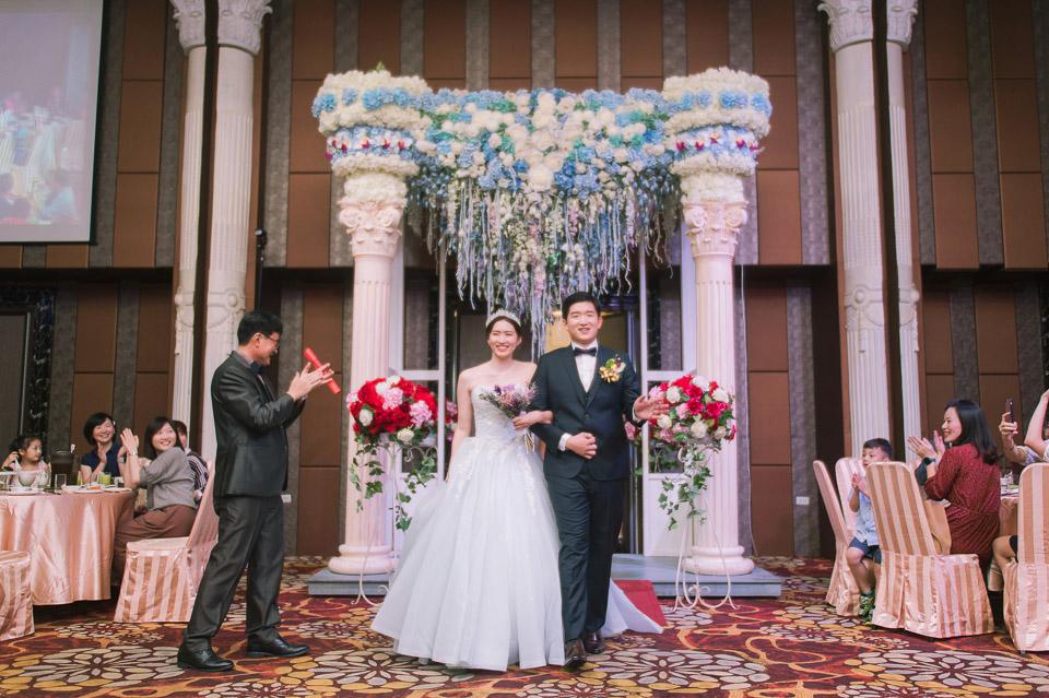 台南婚攝 L&Y 情定婚宴城堡 婚禮攝影 047