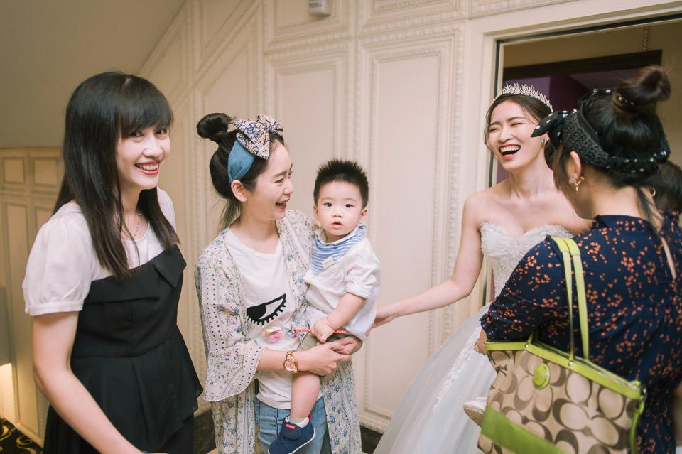 台南婚攝 L&Y 情定婚宴城堡 婚禮攝影 037
