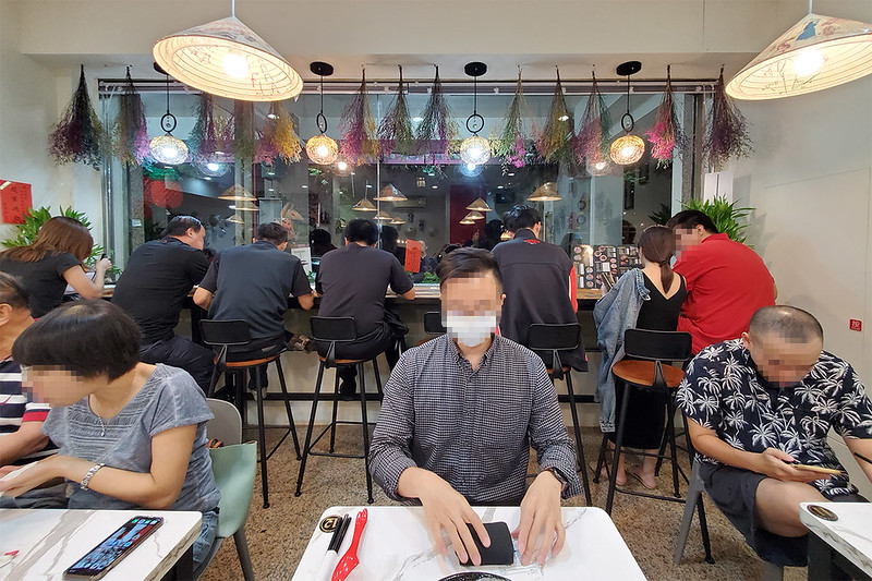 50568395301 fa2f86f10b c - 從忠明南路搬到南屯好市多附近,姐妹花越南創意料理用餐人潮依舊強強滾~