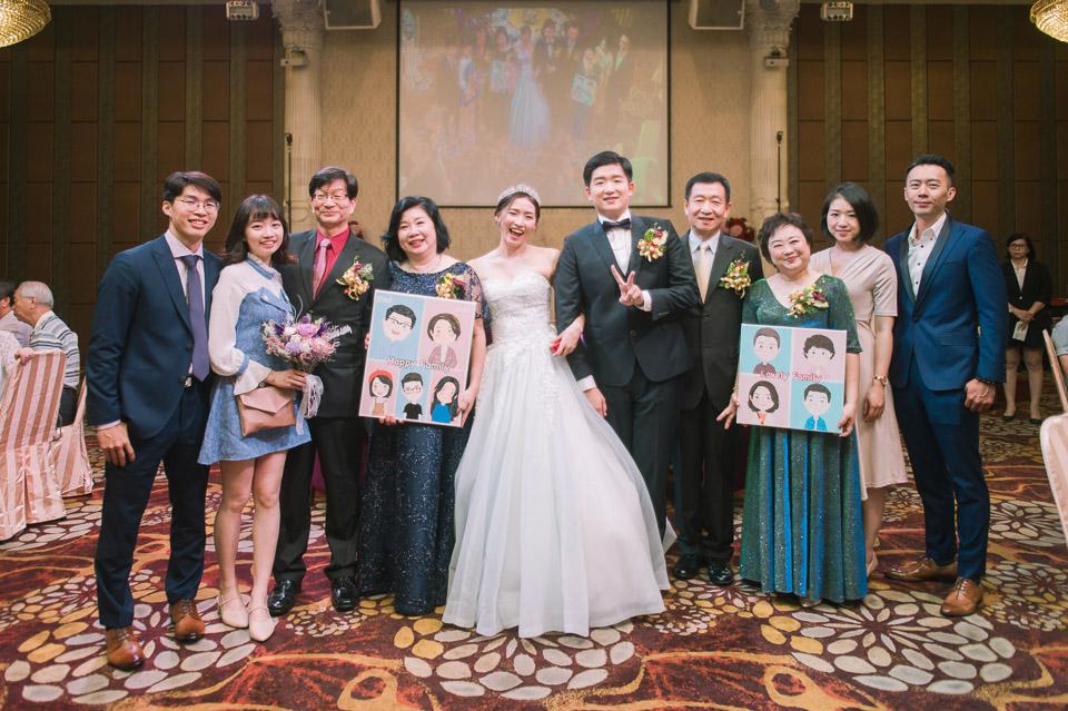 台南婚攝 L&Y 情定婚宴城堡 婚禮攝影 059