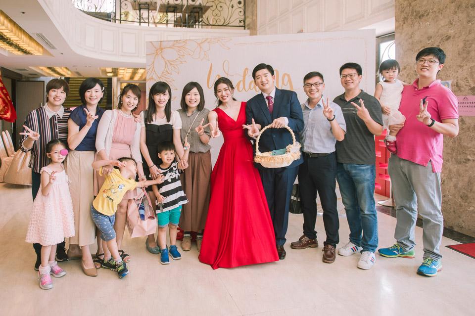 台南婚攝 L&Y 情定婚宴城堡 婚禮攝影 086