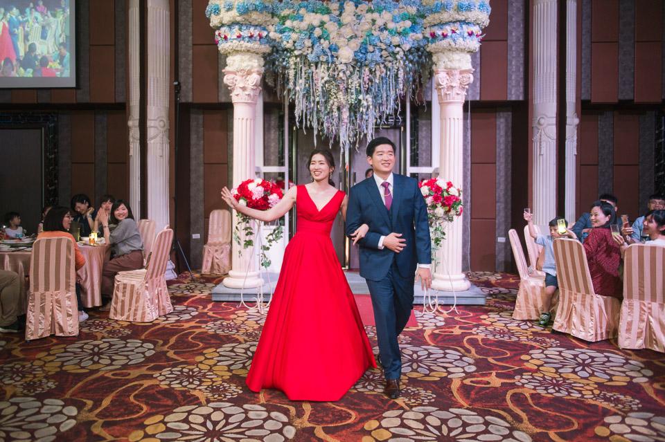 台南婚攝 L&Y 情定婚宴城堡 婚禮攝影 063