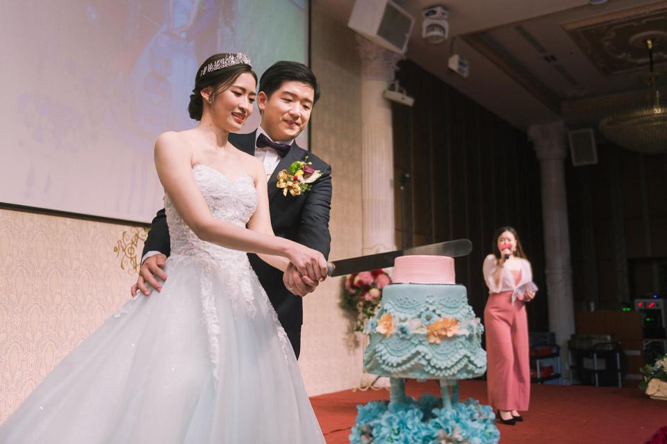台南婚攝 L&Y 情定婚宴城堡 婚禮攝影 052