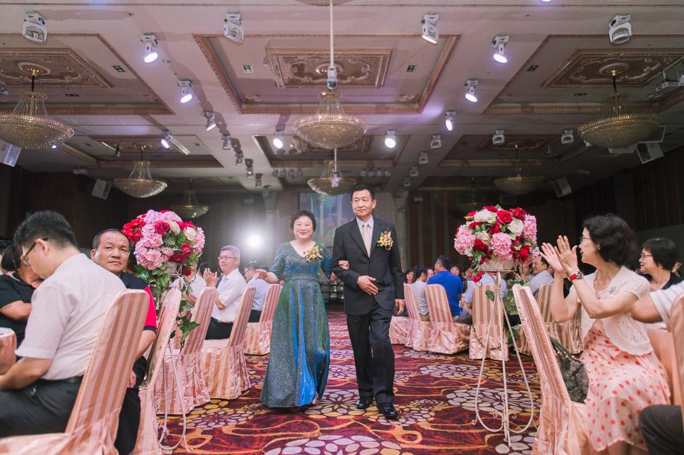台南婚攝 L&Y 情定婚宴城堡 婚禮攝影 045