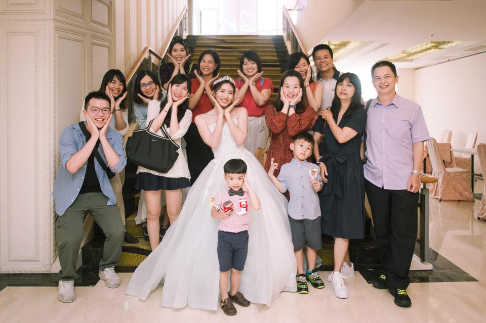 台南婚攝 L&Y 情定婚宴城堡 婚禮攝影 041