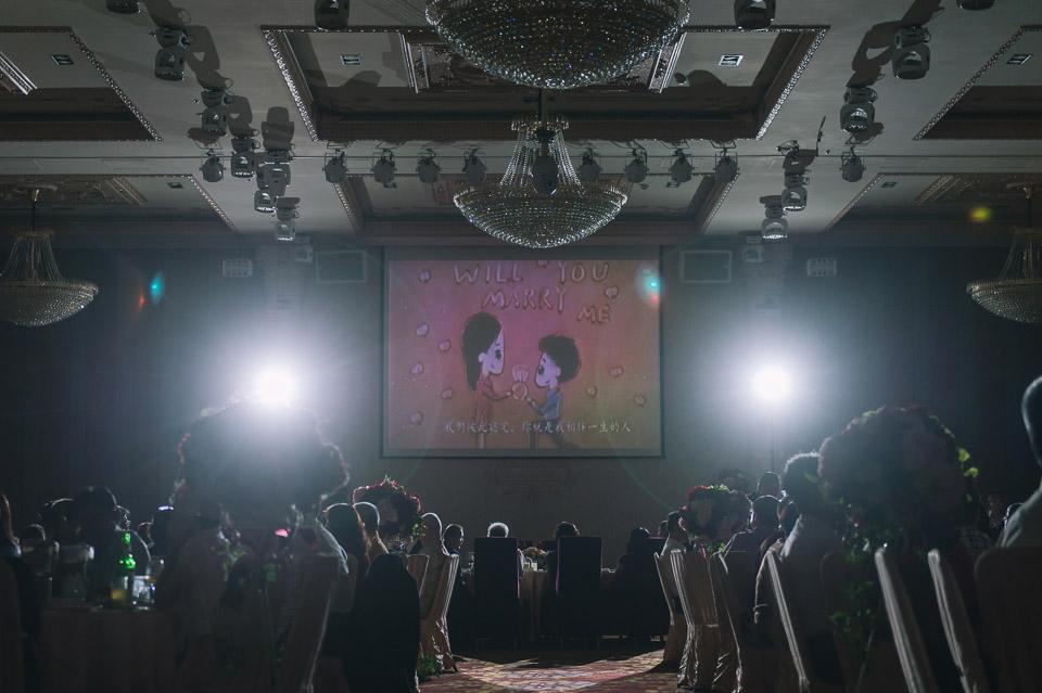 台南婚攝 L&Y 情定婚宴城堡 婚禮攝影 043