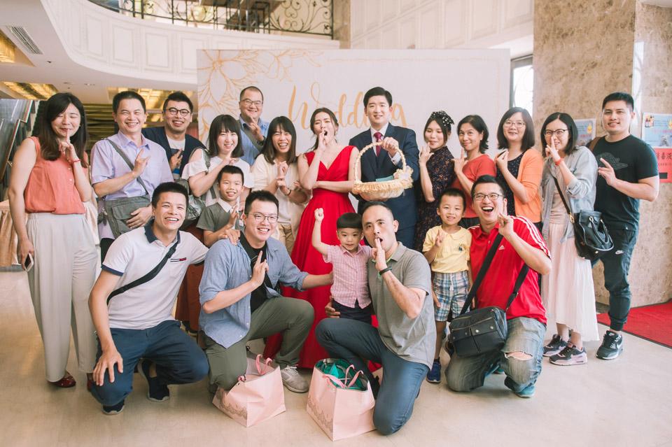 台南婚攝 L&Y 情定婚宴城堡 婚禮攝影 085