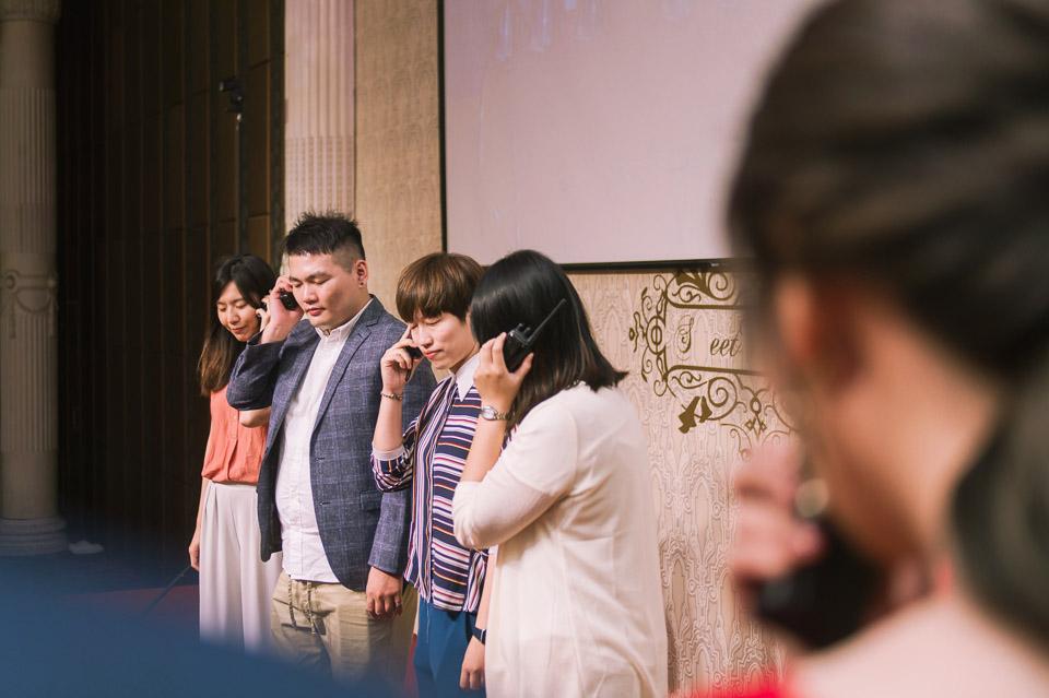 台南婚攝 L&Y 情定婚宴城堡 婚禮攝影 074