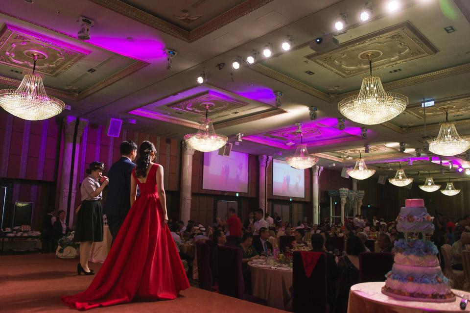 台南婚攝 L&Y 情定婚宴城堡 婚禮攝影 067
